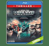 12 Horas Para Sobrevivir El Año De La Eleccion (2016) Full HD BRRip 1080p Audio Dual Latino/Ingles 5.1
