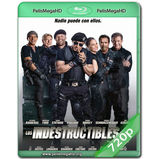 LOS INDESTRUCTIBLES 3 (2014) 720p DVDSCR HD MKV INGLÉS SUBTITULADO