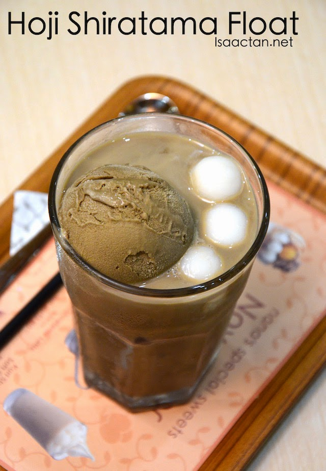 Hoji Shiratama Float - RM14.80