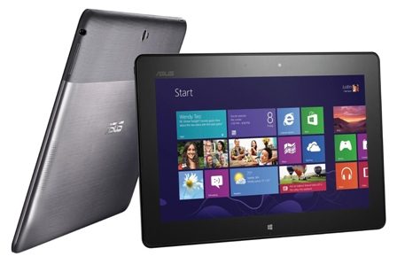 Asus VivoTab RT TFT600T: Quad Core1.3 GHz Cortex A-9