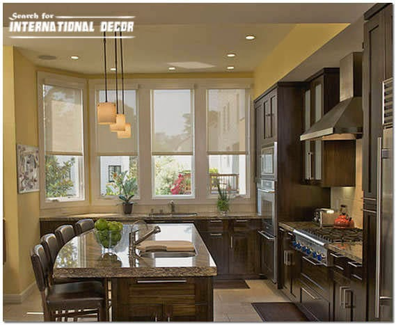 Design kitchen with bay window basic tips for Bay window design
