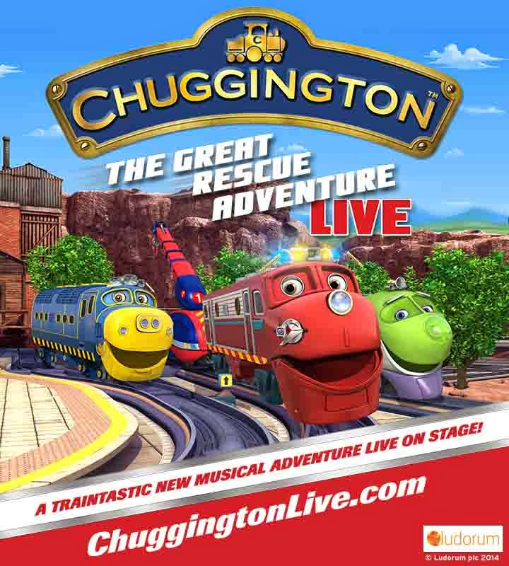 Chugginton Live Coloring Contest
