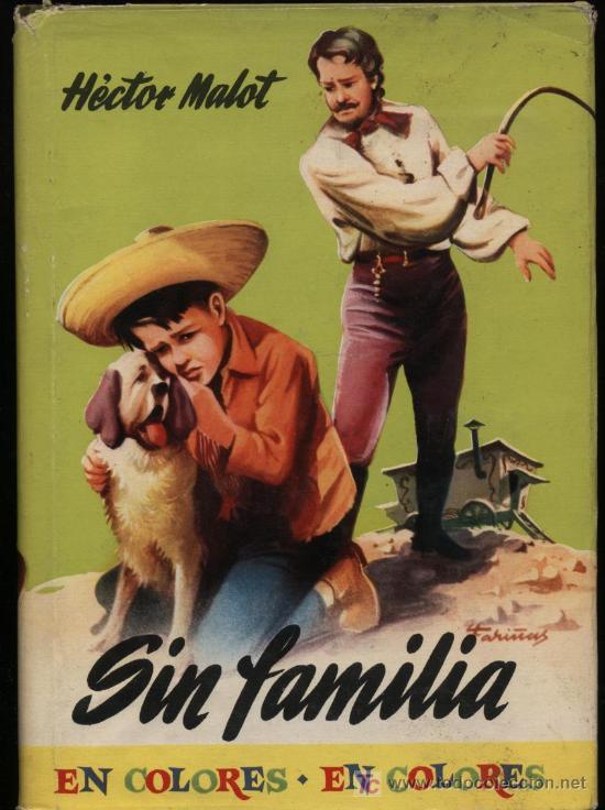 Sin%2BFamilia Sin Familia   Hector Malot