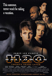 Halloween H20: 20 Years Later Poster