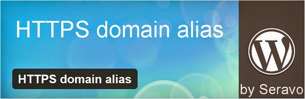 HTTPS domain alias plugin for WordPress