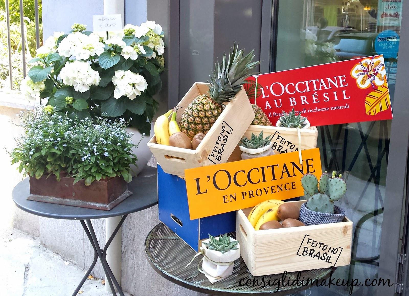 l'occitane au bresil
