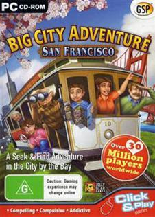 Big City Adventure: San Francisco – PC