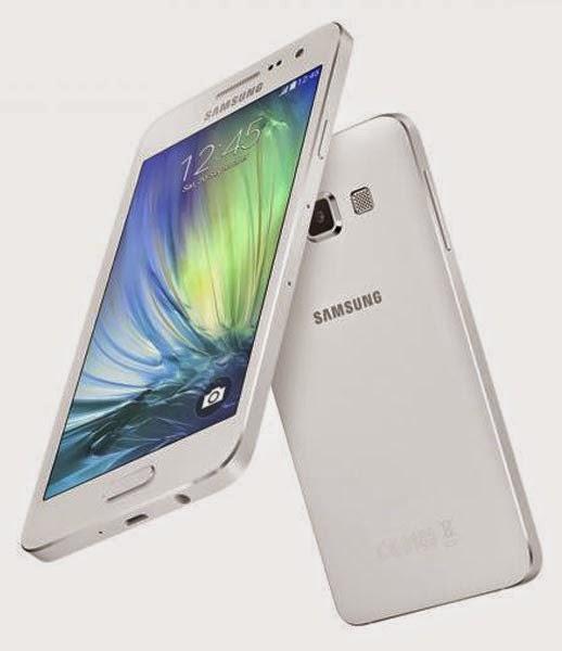 Harga dan Spesifikasi Samsung Galaxy A3 Terbaru 2015