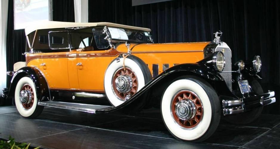 Vintage Model Car 82
