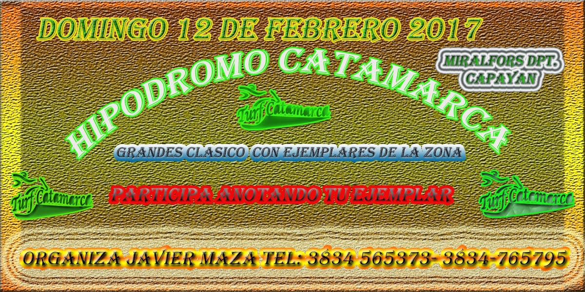 HIPODROMO CATAMARCA