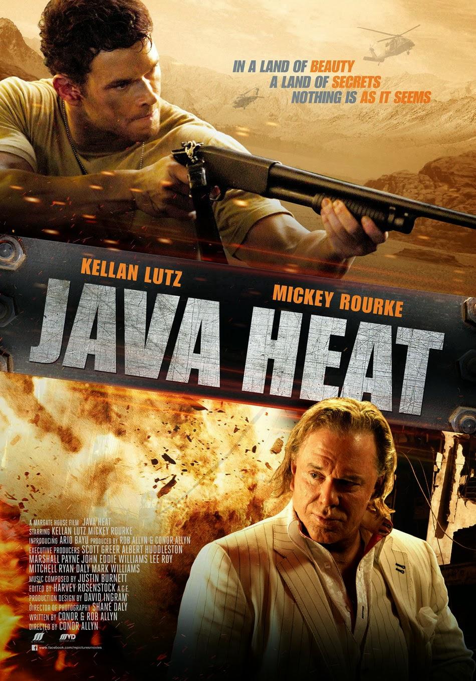 Java Heat (2013) คนสุดขีด Full HD มาสเตอร์ พากย์ไทย