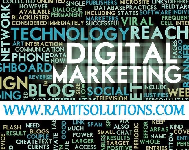 Ramit Digital Marketing Agency