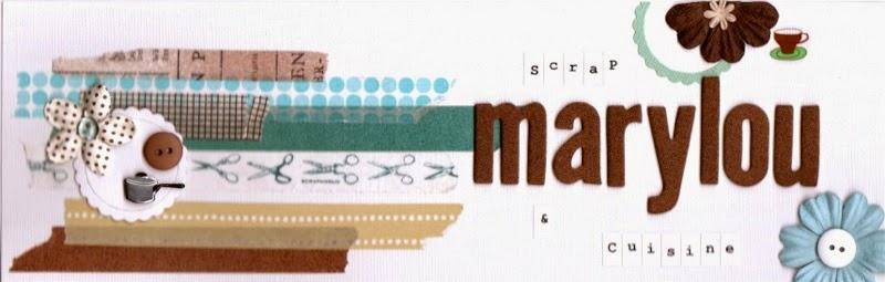 Le scrap de Marylou