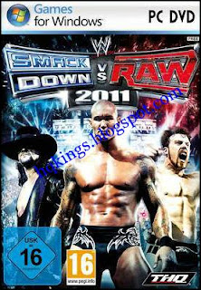 WWE SmackDown vs. RAW 2011 PC Game Full