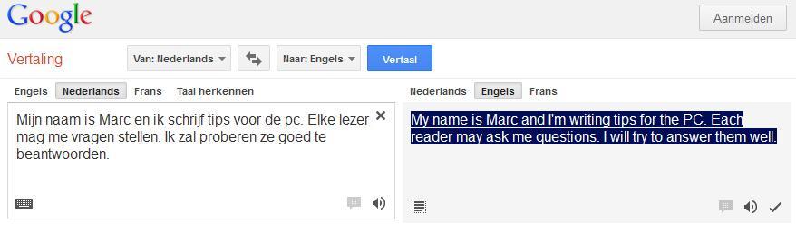nederlands engels vertalen