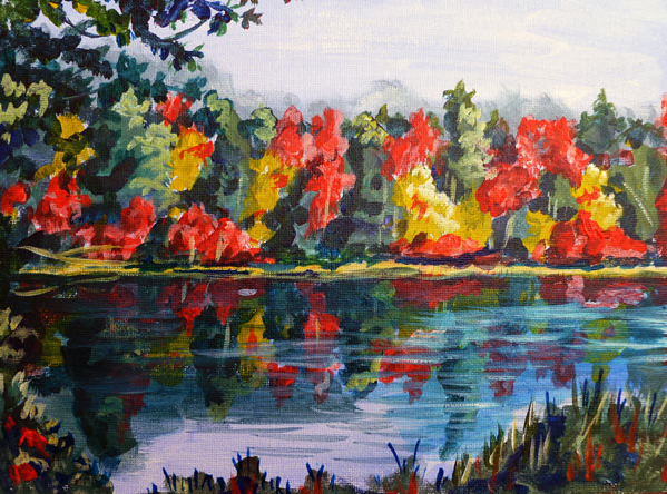 Michaels Oil Painting Classes