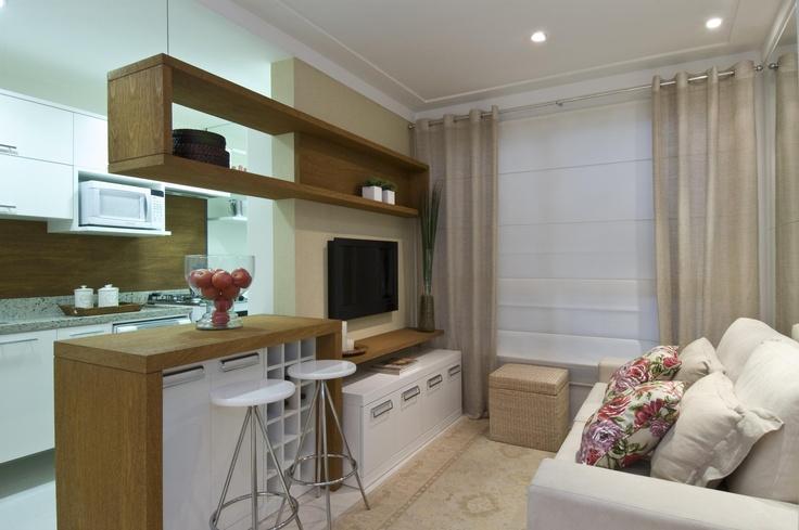 Cozinhas pequenas jeito de casa blog de decora o - Casas super pequenas ...