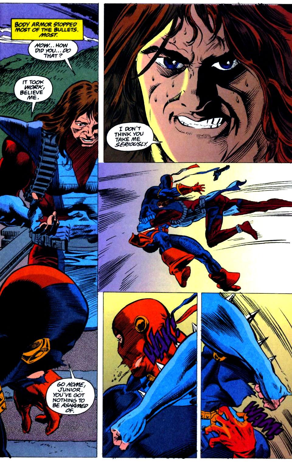 Deathstroke (1991) Issue #23 #28 - English 18