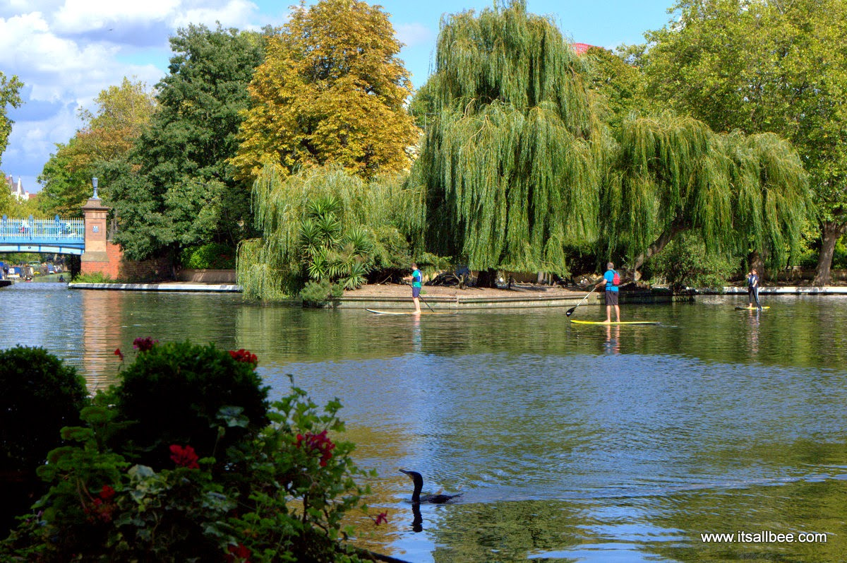 Little Venice In London Dont Miss This Little Gem In