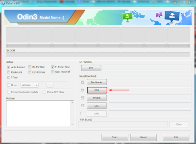 Cara Install Ulang/Flashing Samsung Galaxy Mini 2 GT-S6500