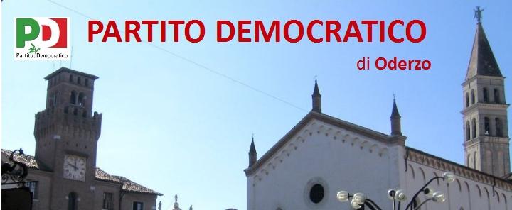 PARTITO DEMOCRATICO di Oderzo