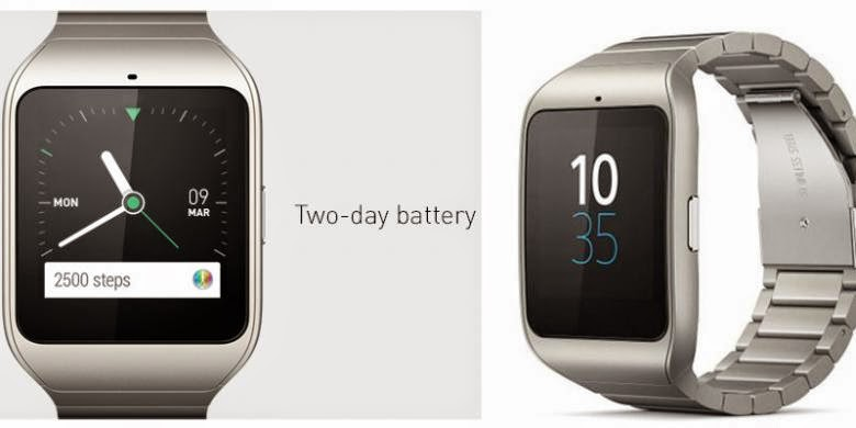 "Pajang ""Kekuatan"" Smartwatch 3, Sony Sindir Apple Watch"