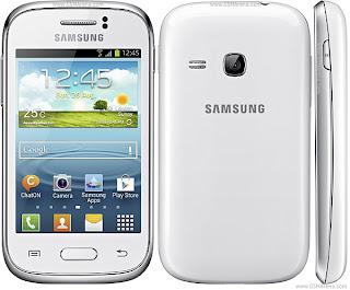 Berapa Harga Samsung Galaxy Young S6310
