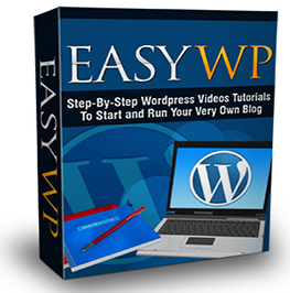 Easy WP Step by Step WordPress Video Tutorials