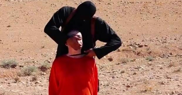 Isis women beheading are mistaken