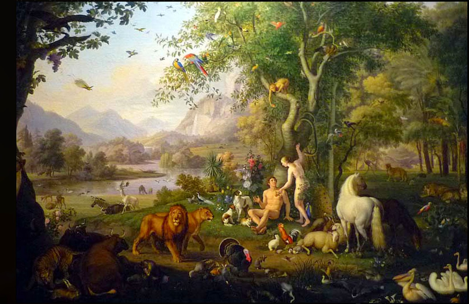 similarities in the mythologies of creation essay The mythologies of specific  there will be similarities and analogies between myth and folktale or  (as in the babylonian creation myth) in all cases, however.