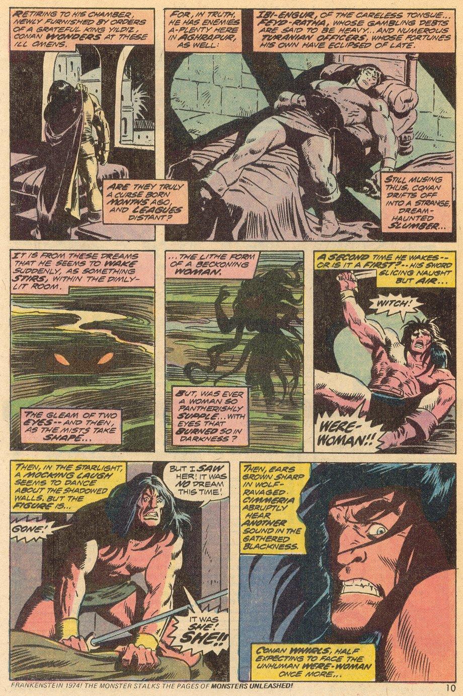 Conan the Barbarian (1970) Issue #38 #50 - English 7