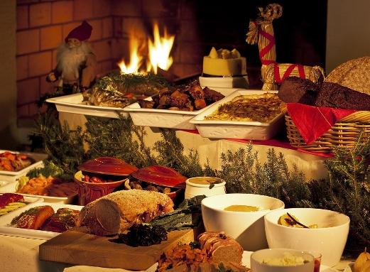 kerstbuffet van der valk