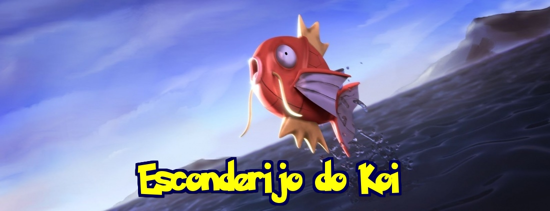 O Esconderijo do Koi