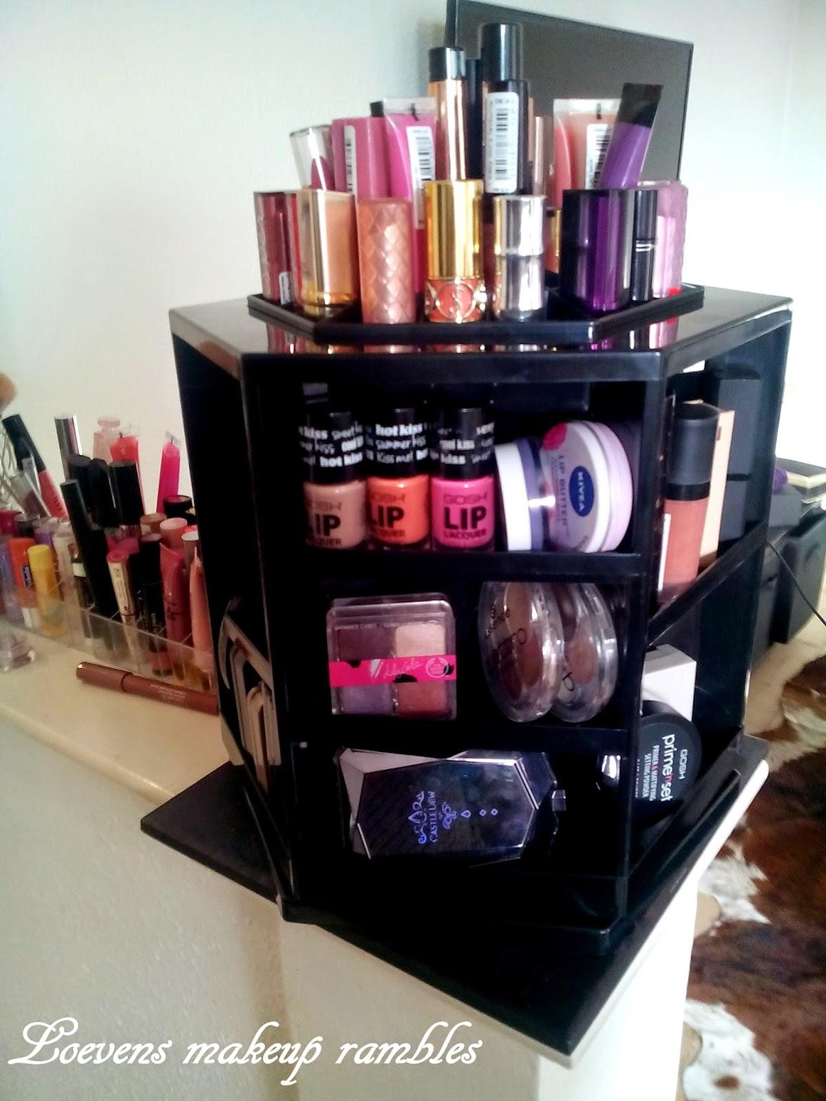 Shela makeup organizer