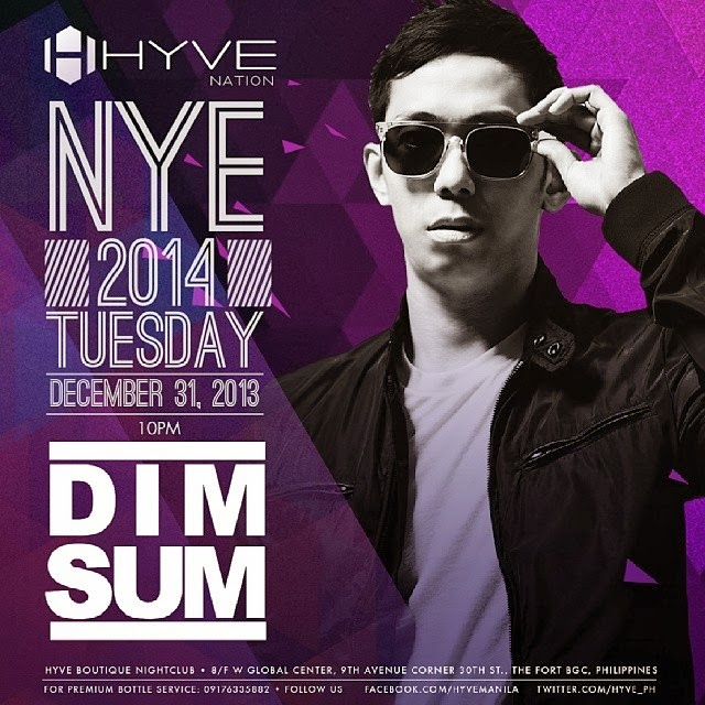 Hyve 2014 Countdown Special Party