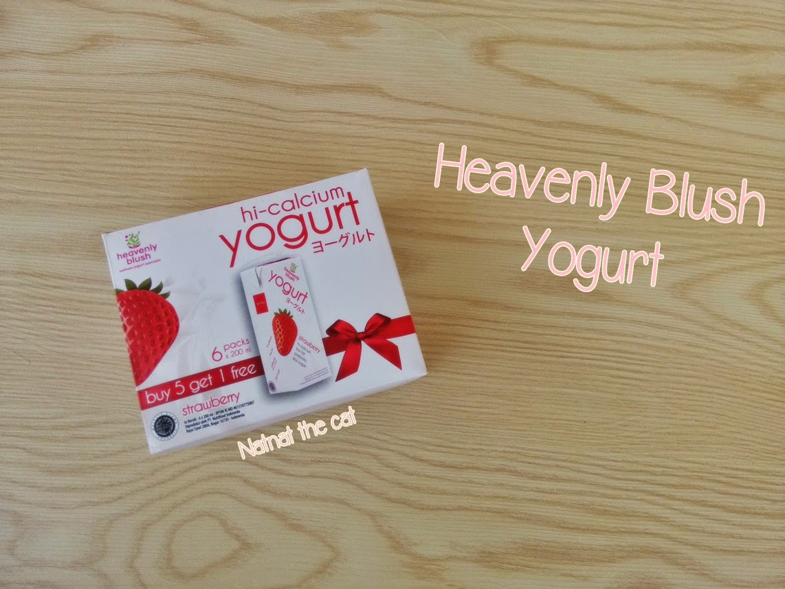 Heavenly Blush Yogurt Drink