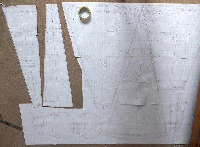 skirt pattern 50's