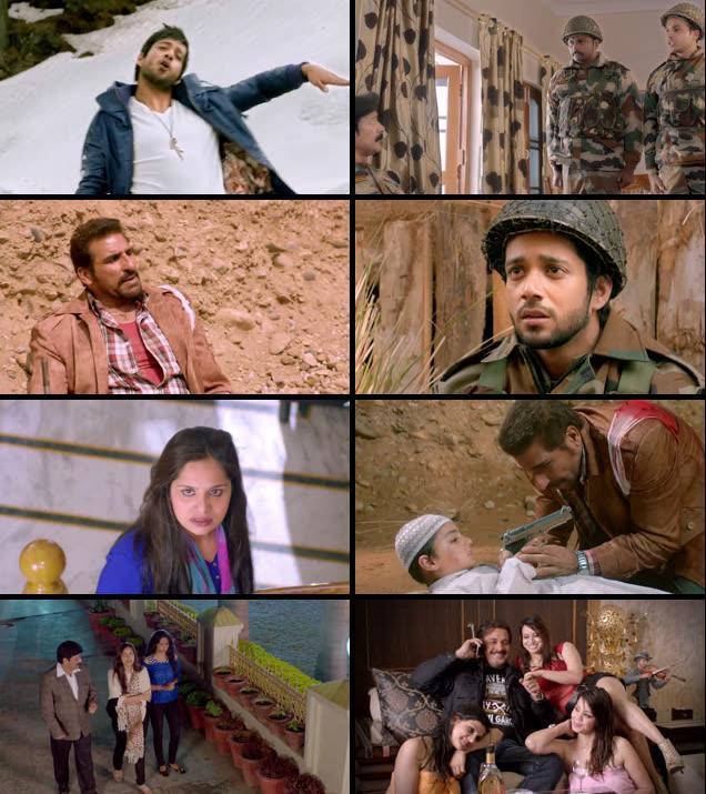 Hum Tum Dushman Dushman 2015 Hindi 720p HDRip 800mb