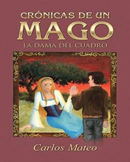 Portada del libro La dama del cuadro del autor Carlos Mateo