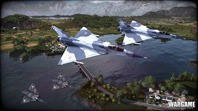 Wargame: AirLand Battle Screenshots 2