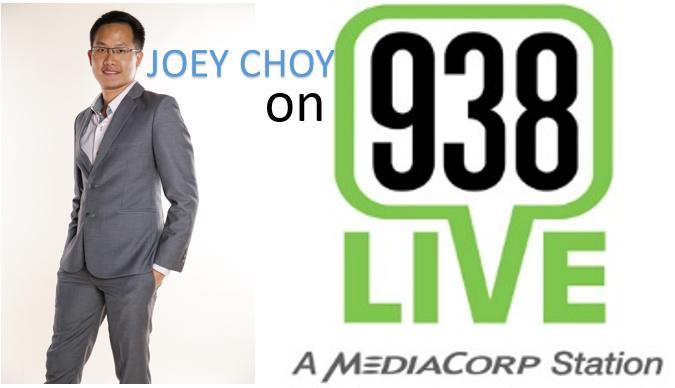 Joey Choy on 938 Live