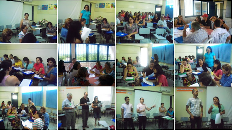 Formação Continuado do Ensino Médio - Geografia e História