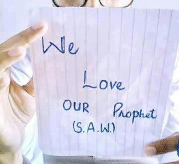 we love nabi muhammad s.a.w