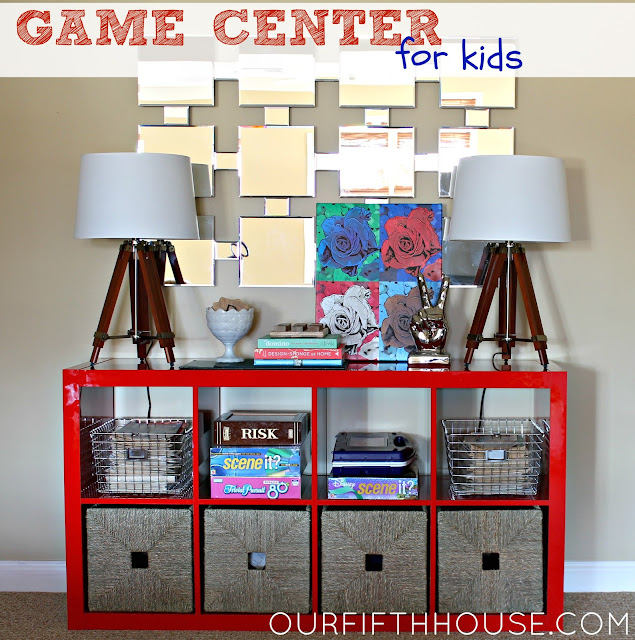 kids game center