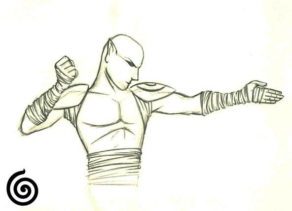 Equipo Elfos en Crowdfunding el 10 Junio SketchWaterwarriorWebs
