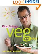 River Cottage Veg Everyday! by Hugh Fearnley-Whittingstall book cover