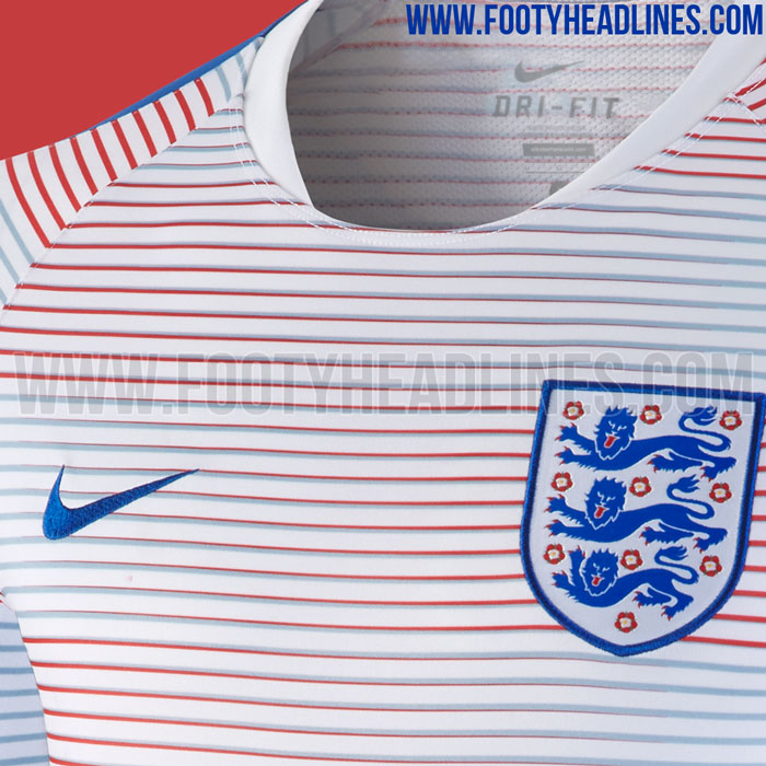 new nike england kit 2016