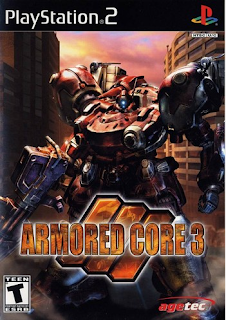 Armored Core 3 PSP