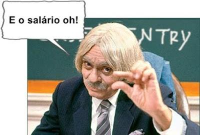 piso salarial professor Minas Gerais