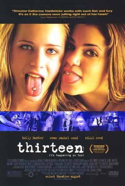 A los Trece | Thirteen | 720p | 2003 | Latino | Inglés